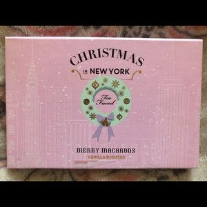 Too Faced Christmas in New York
